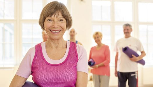 7 Types of Group Exercise That Can Help You Thrive When You're Over 60