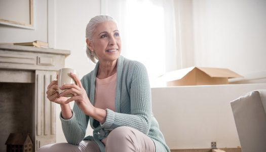 Downsizing Your Home as a 60+ Woman: Facing the Discomfort of Uncertainty