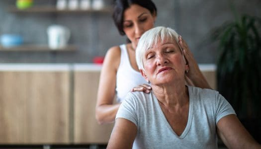 Gentle Yoga for Seniors: Relax Your Neck and Shoulders (Part 2/8): FREE 46-Min Practice!
