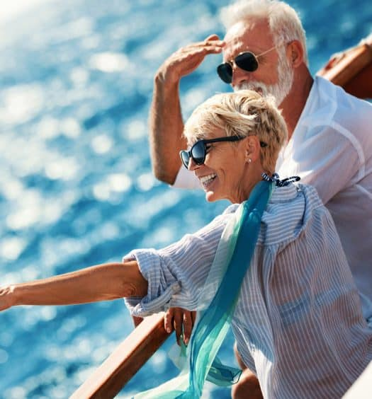 Want to Improve Your Health Past 60 Take a Cruise!