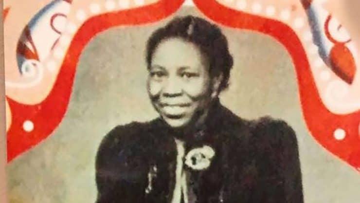 Wilhelmina Benson