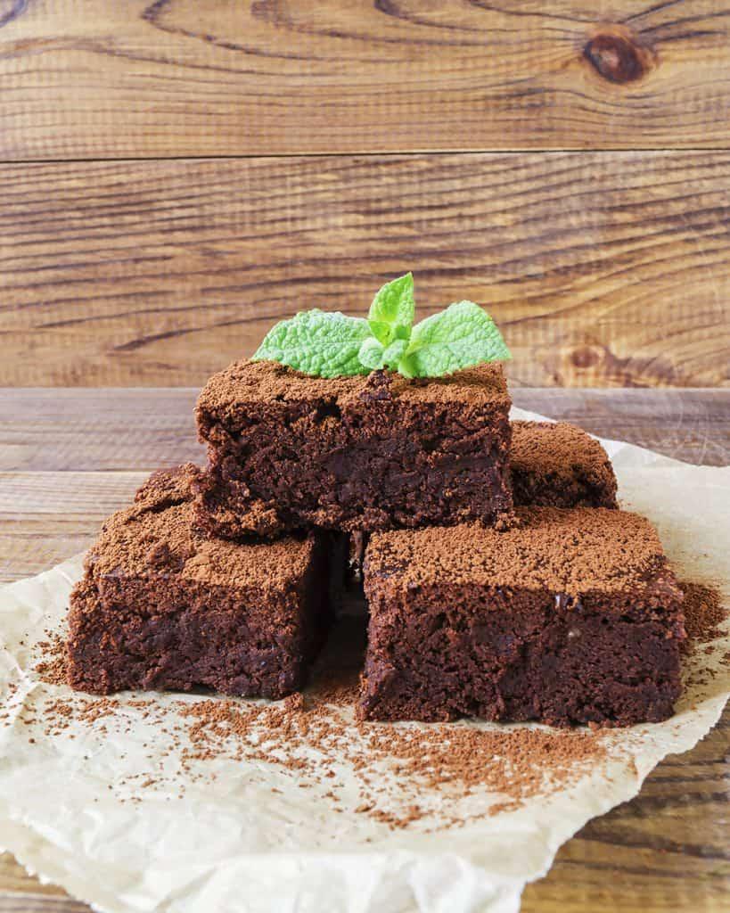 Lose Weight Recipe – Fudgy Brownie