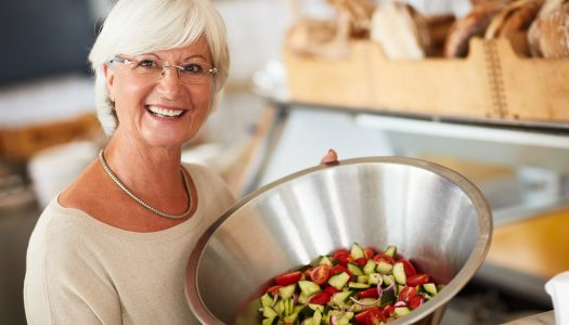 Are You Wasting Your Golden Years Dieting? Follow These 4 Steps to Health Without a Diet