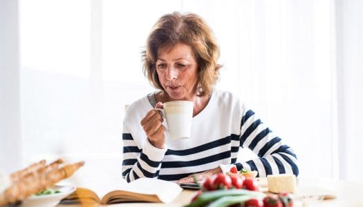 How to Avoid Lazy Eating as a Single Older Woman