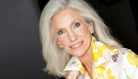 Valerie Ramsey, 80-Year-Old Model Shares Her Healthy Aging Tips