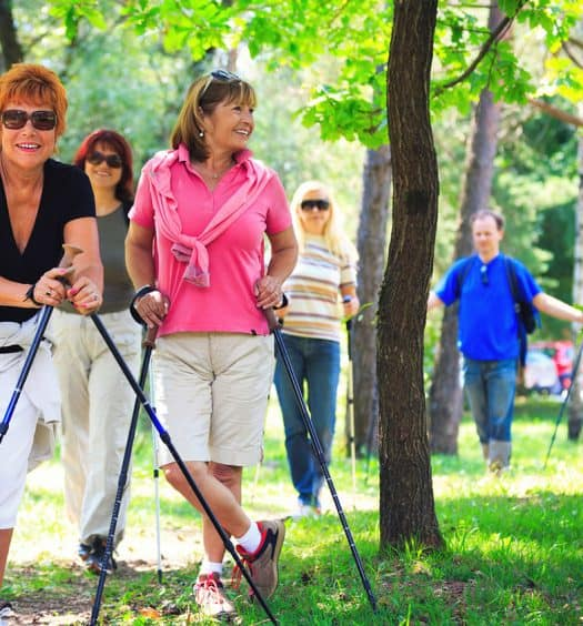 Why Nordic Walking Is a Wonderful Activity at 60 and Beyond