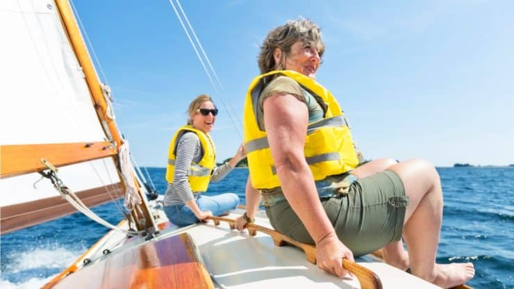 10 Active Holiday Options for Women Over 60 Who Like to Be on the Move
