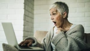10 Things Every Mature Woman Should Know to Protect Herself from On-Line Scrabble Scammers