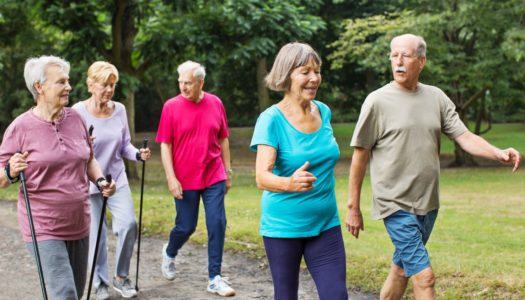 Find Your Tribe: Reach Your Goals with a Healthy Aging Community