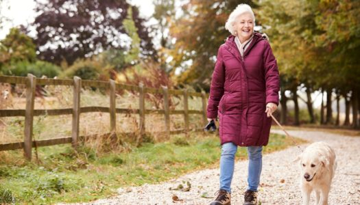 5 Easy and Fun Ways to Walk More After 60… and My Favorite Comfy Walking Shoes