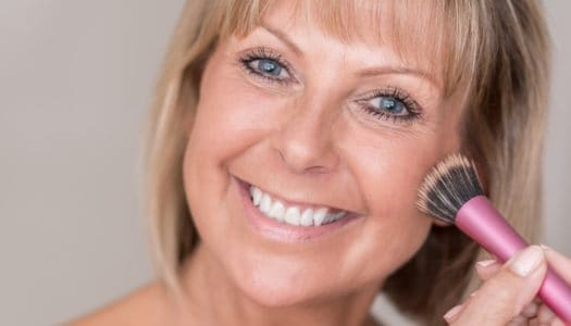 What Is the Best Foundation for Aging Skin? What About Red Veined Skin?