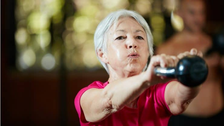 Resistance Training After 60