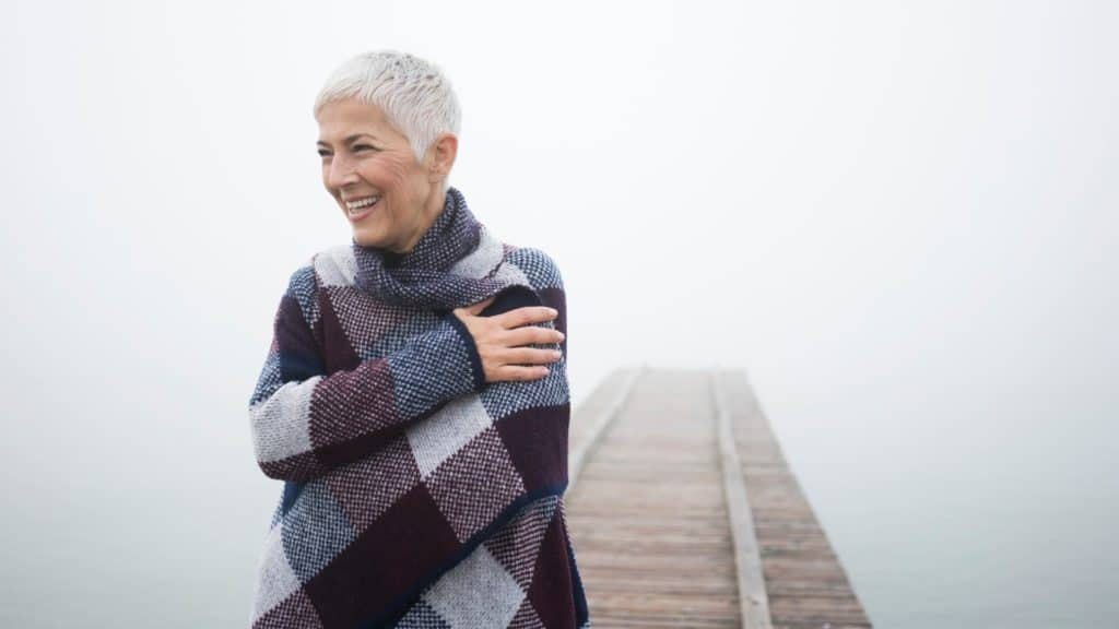 "6 Knit Wear Pieces that Doesn't Scream ""Old Lady"" / fashion over 60"