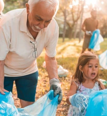 Can Litter Pick Up Help Minimize Global Pollution 72-Year-Old Action Nan Certainly Thinks So!