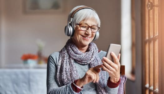 Audiobooks: My Second-Best Friend This Side of 60
