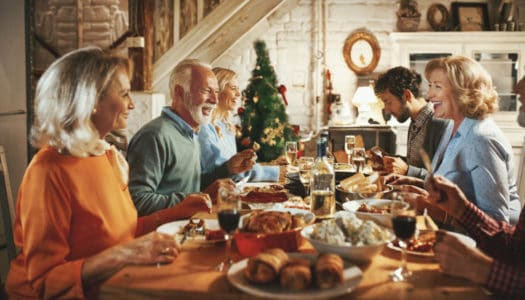Want to Avoid the Holiday Letdown? Try Having a Conversation Around the Thanksgiving Table!