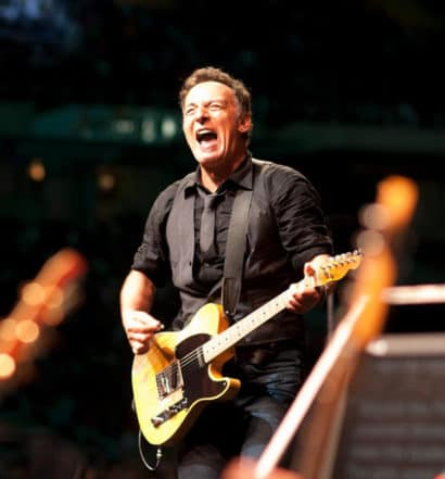 Bruce Springsteen at 70 Finally, a Walk in the Sun