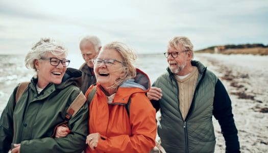 Finding Friends After 60: Can We Make It Easier?