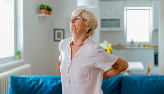 4 No-Stress Ways to Relieve Back Pain Naturally if You're 60 and Over