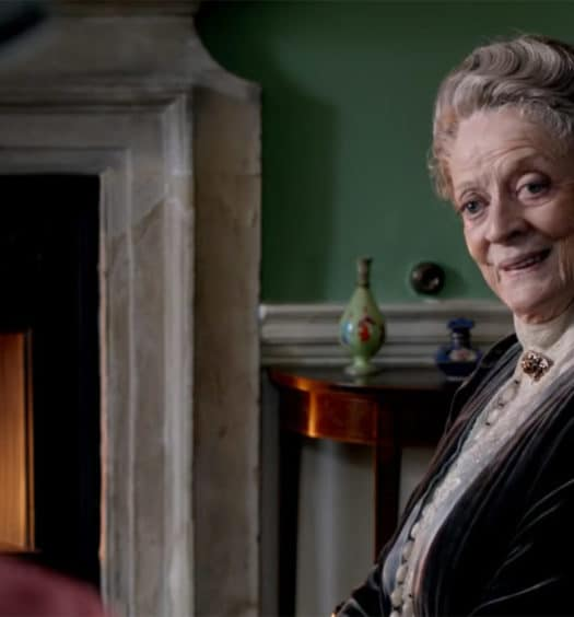 From Downton Abbey's Dowager to the Toast of the London Stage, Dame Maggie Smith Roles On