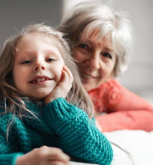 Why Being a Grandmother Is Easier Than Being a Mother