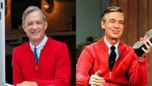 """How Mr. Rogers Moved Tom Hanks to Tears: Behind the Film """"A Beautiful Day in the Neighborhood"""""""