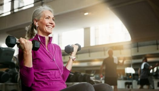 5 Reasons Older Women Should Lift Weights