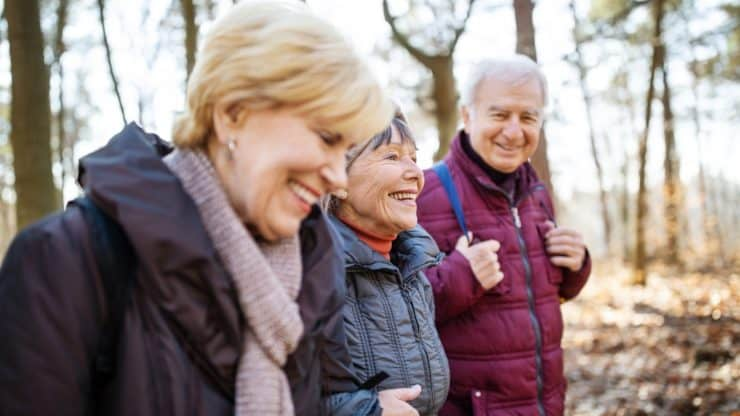 What Do You Look for in Friends When You Reach 60 and Beyond