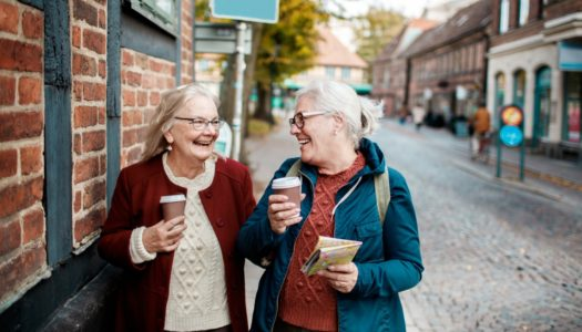 Can Long-Term Friendships Endure in Later Life?