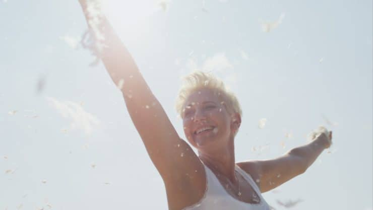 Do You Maintain Your Inner Artist She Can Help You Age Healthy!