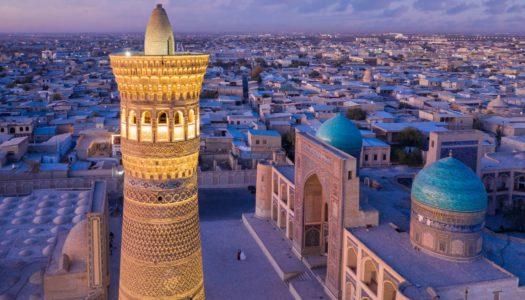 How Uzbekistan's Silk Road Has Found Romance Again