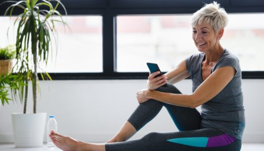 How to Feel Confident Doing Exercise Videos at Home