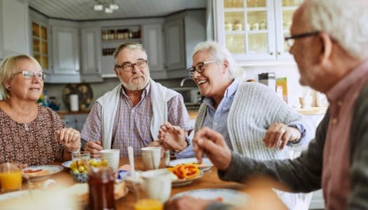 Second Thoughts About Not Cooking – a Tale from Our Continuing Care Retirement Community