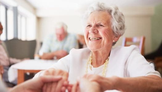 What Do Nursing Homes Do That Hotels Don't?