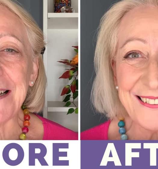 Makeup for Older Women My Maybelline Soft Spring Look