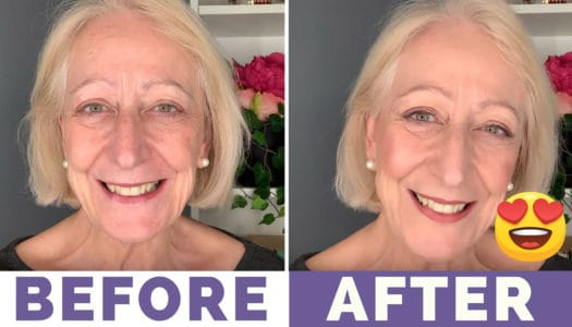 My No-Item-Over-$5 Drugstore Makeover Video – I LOVE This Look!