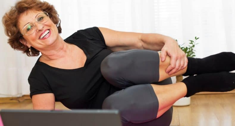 5 Reasons Live Online Yoga Lessons Are Awesome for Seniors