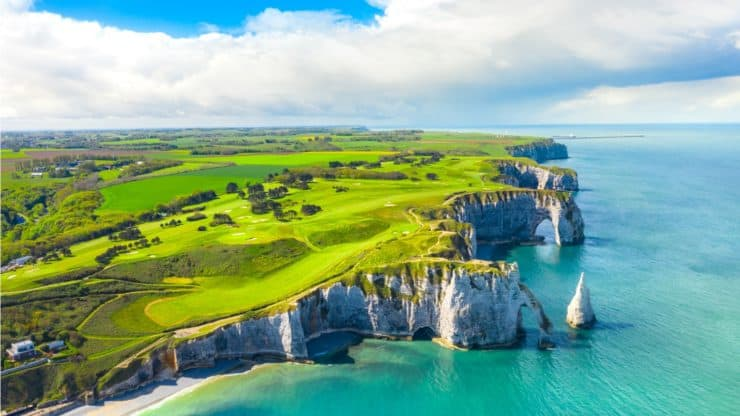Normandy Itinerary