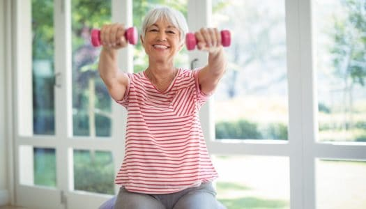 Take Charge of Independence: It's Time to Retain Strength and Mobility During Self-isolation