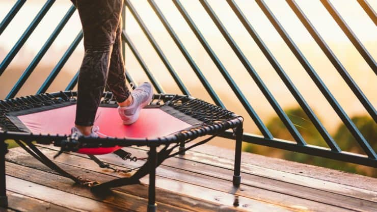 Why Rebounding is the Perfect Exercise, Especially Now