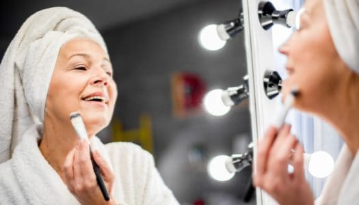 Pro Makeup Artist Tips on How to Minimize the Look of Large Pores for Women 50+ (Video)