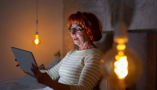 What Technology Can Make Living Alone Less Scary for Seniors? Explore These 4 Options!