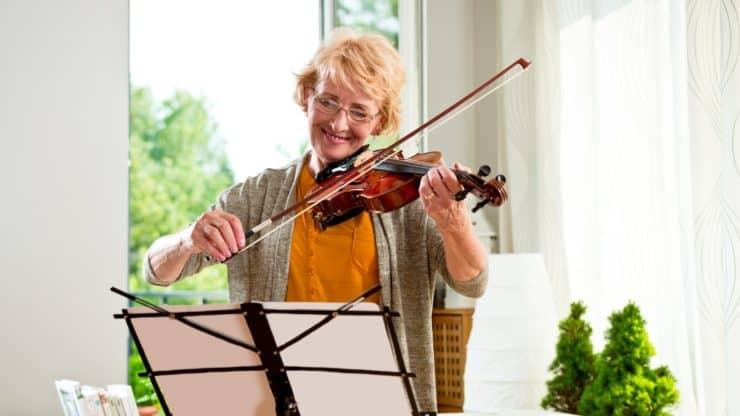 Brain Benefits to Playing Instrument